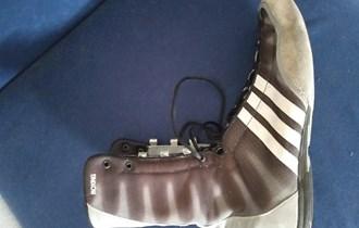 Boksačke adidas tenisice br. 43