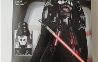 Lego Darth Vader