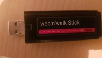 Web n walk stick t mobile