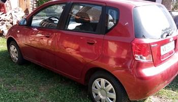 Chevrolet Aveo 1.2 I