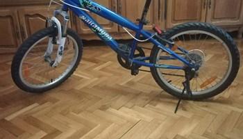 Dječji bicikl do 12 godina Nacamura + prednja i stražnja sjedalica za djecu na biciklu odraslih