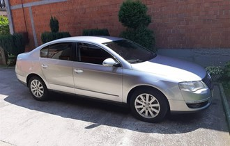 VW Passat 2.0 TDI Cromline *DSG* 2006god... 260tkm !! Top Stanje !! Navigacija, Kamera, Dvoozonska Klima itd....