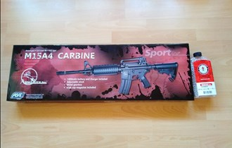 AirSoft puška M15A4