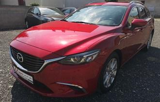 Mazda 6 Sport Combi CD150 Automatik