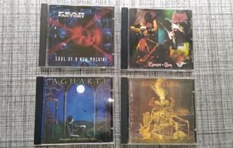 4CD-a, metal, ukupna cijena