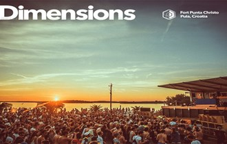 Dimensions Festival karta