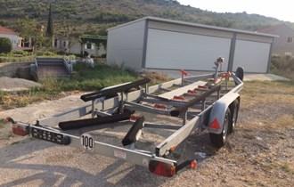 Steinbacher prikolica za prijevoz plovila