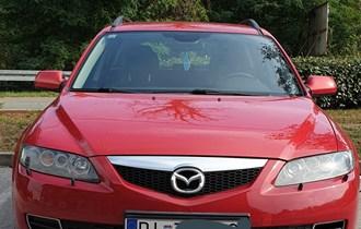 Mazda 6 Sport Combi CD143TE