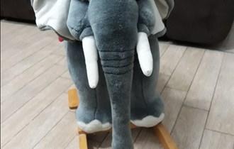 Prodajem slonića za njihanje