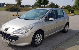 Peugeot 307 1.4 i-ORIGINALNIH #126 000km#