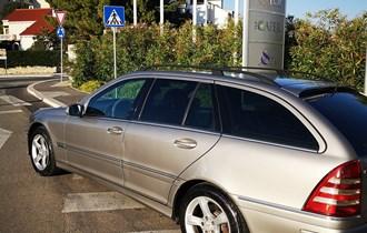 Mercedes-Benz C-klasa T-model 220 CDI AVANTGARD