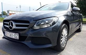 Mercedes-Benz C-klasa T-model 180 CDI Bluetec