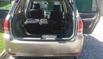Toyota Avensis Verso D4D TURBO DIZEL 116 KS KOMON REIL