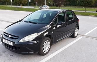 Peugeot 307 1,4 16V Prvi vlasnik
