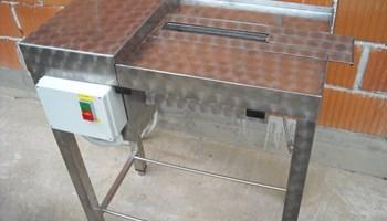 Stroj za čišćenje želudaca inox