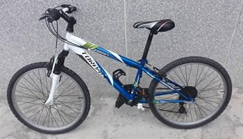 Dječji MTB bicikl, marke Torpado, alu rama, veličina kotača 24