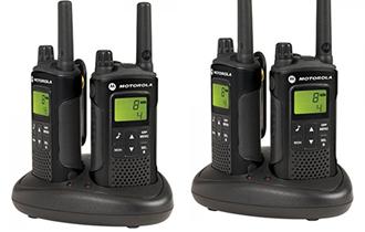 Najam radio stanica Motorola za događanja, utrke, koncerte i sl.