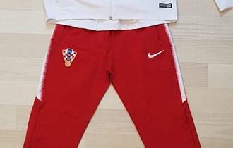 Prodajem trenerku novu, Nike od Hrvatske repke! S veličina