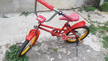 """Prodajem dva djecja bicikla16\"""""""