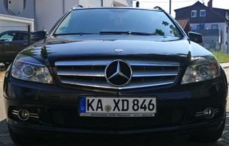 Mercedes-Benz C-klasa T-model 200 CDI