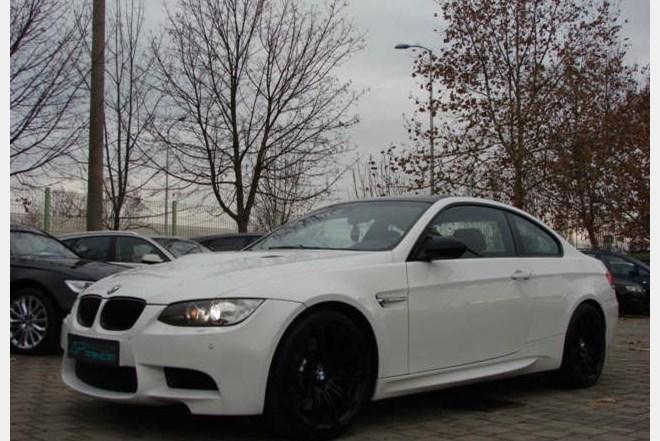 BMW M3 4.0V8 M-DKG Coupe