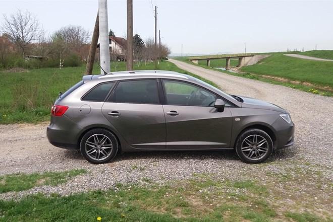 Seat Ibiza 1.2 TDI ST XENON, TEMPOMAT, GRIJANJE SJEDALA...