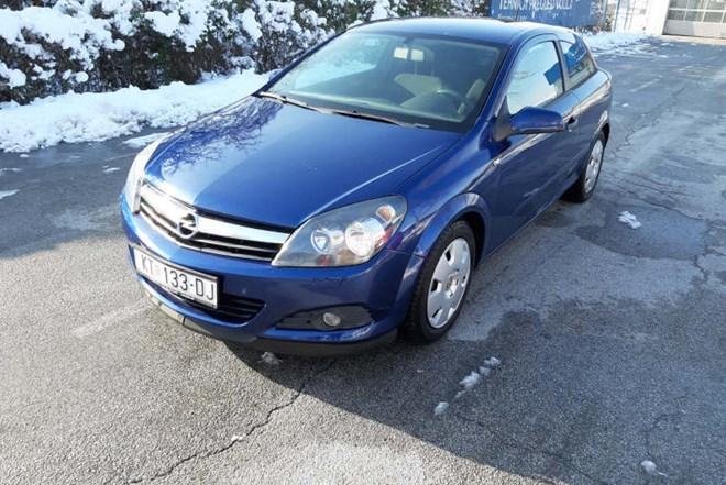 Opel Astra Coupe 1,4 Samo 97000 km original!!! Reg 11/19...
