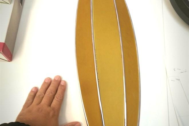 """Lampa dizajnerska zidna """"Zeppelin"""" by F.Fabbiani za Francolight, talijanska, 2 kom, Art Deco stil, 150EUR/kom, Pula"""