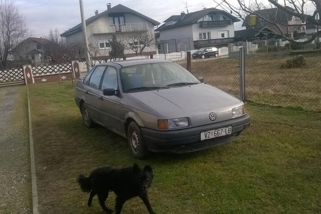 VW Passat 1.8e