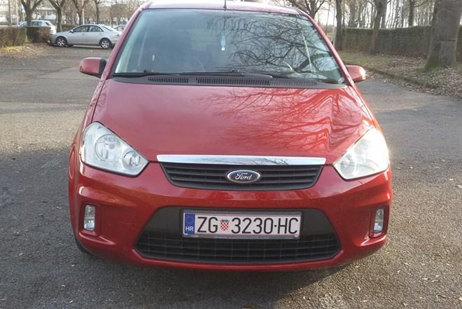 Ford C Max 1,6 16v KUPLJEN NOVI U HR 4.600,00
