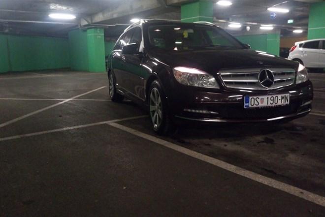 Mercedes-Benz C-klasa T-model 220cdi Avangard 125kw