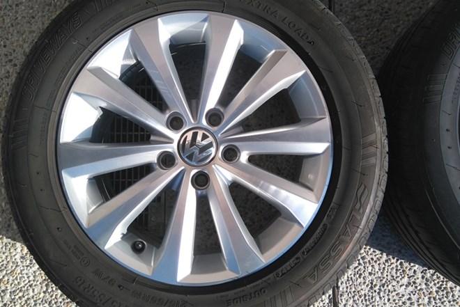 """original VW alu felge 16"""" ALICANTE"""