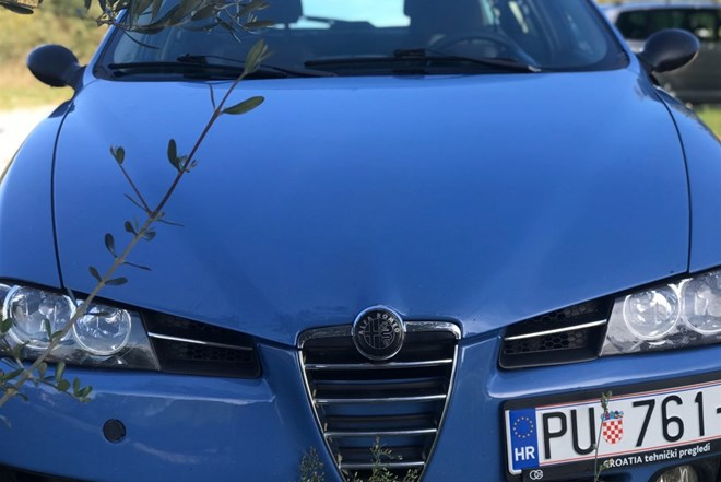 Alfa Romeo 156 1.9jtdm sw karavan 150ks mj