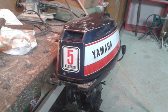 Yamaha 5ks