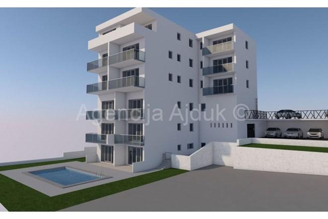 Imotski stan u novogradnji 54,40 m2