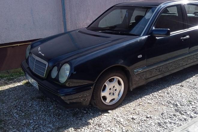 Mercedes-Benz E-klasa 220 D