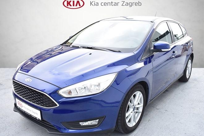 Ford Focus 1.0 GTDI,TEMPOMAT,ALU,BT, 2 GODINE GARANCIJE