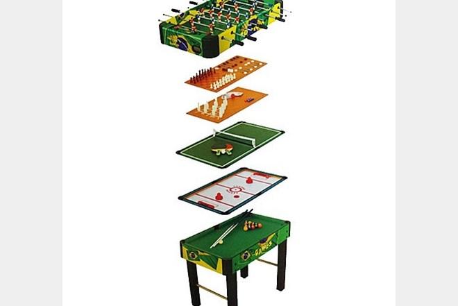 Stol za igru 10 u 1
