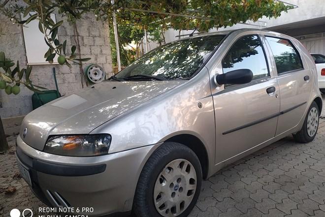 Fiat Punto 1.2 16v sx