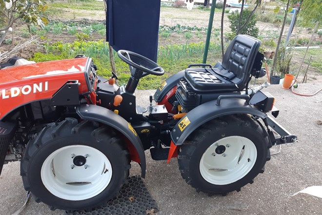 Traktor GOLDONI BASE 20