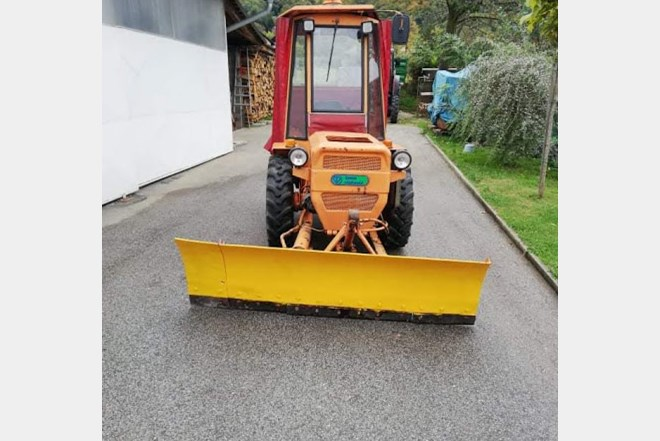 Traktor Tomo Vinković