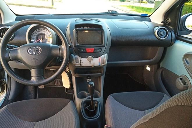 Toyota Aygo 1.0 VVT-i, Cool paket