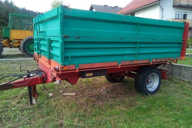 Traktorska prikolica 6t