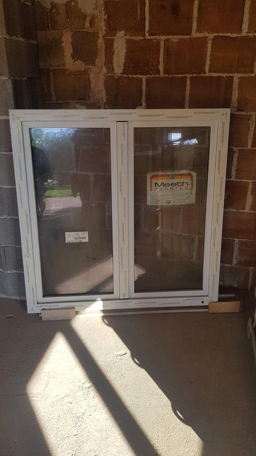 PVC prozor 120x120