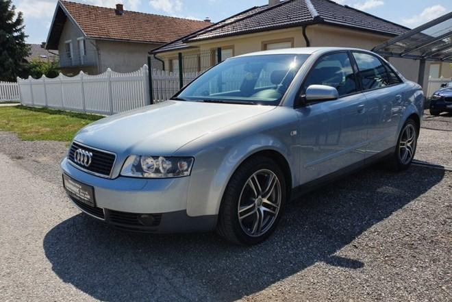 Audi A4 2,5 V6 TDI