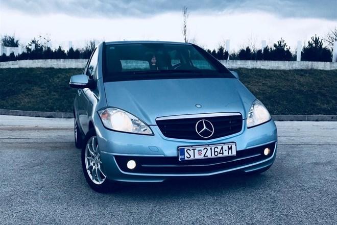 Mercedes-Benz A-klasa 160