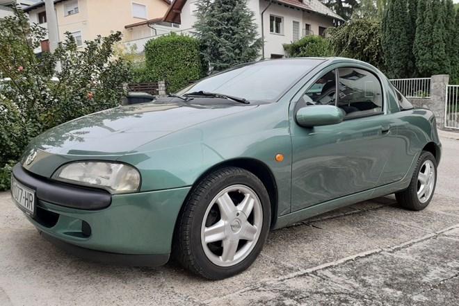 Opel Tigra 1.4 16V - full oprema - 68.000 km