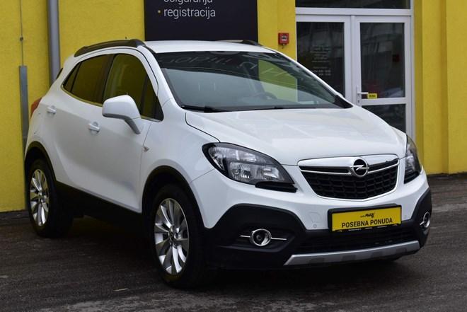 Opel Mokka 1.6 CDTI 4X4 COSMO, 2 GODINE GARANCIJE