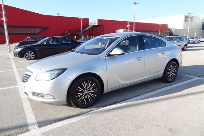 Opel Insignia 2.0.cdti
