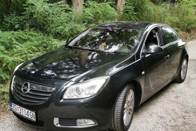 Opel Insignia 2.0 cdti, Zamjena
